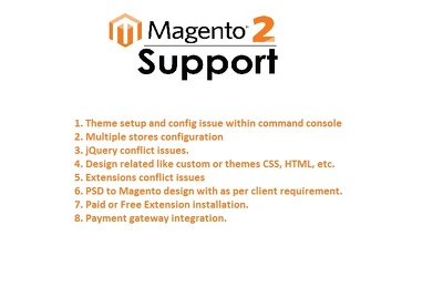 magento 2 fixes, wordpress fixes, psd to magento and wordpress