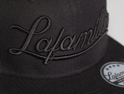 Get your snapback design made into a real sample