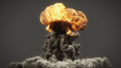 Add realistic explosion VFX to your short film or video