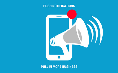 Implement push notification in android app