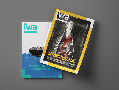 Design a Magazine