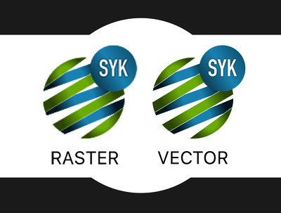 Redraw or Recreate your existing Logo to Vector format