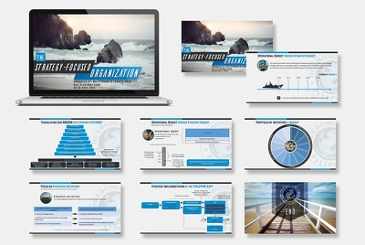 Design Powerpoint presentation