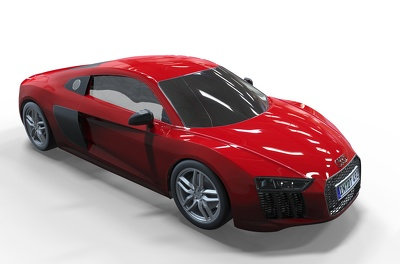 Design exterior of your car in 3dsMax(MODELING & TEXTURING & RENDERING)