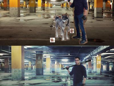 Photoshop manipulation & retouching your photographs professionally