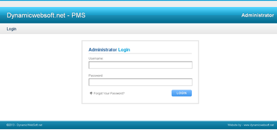 Install our php project management system code in your server.