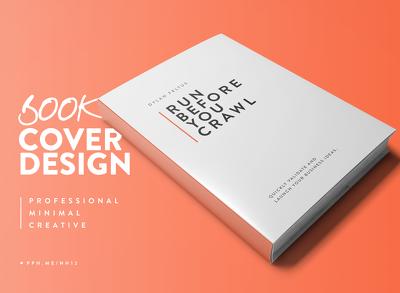 Design a professional ebook/book/kindle book cover