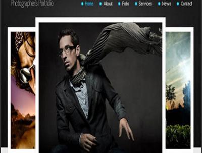 Make php and HTML based websites