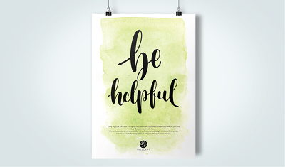 Create posters.