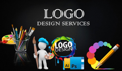 design Logo with 3 concepts +  Free Fevicon Icon