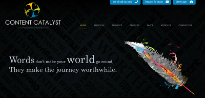 Write a guest post for you at content-catalyst.com