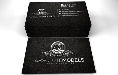 Design professional Business card or Visiting Card