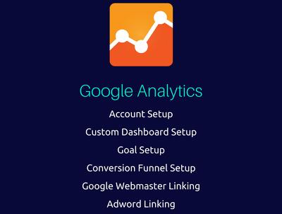 Setup Google Analytics with Goal Tracking, Conversion Funnel Setup [Custom Dashboard]