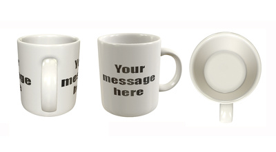 Develop 3D mugs for sale - Custom Logos and Patterns