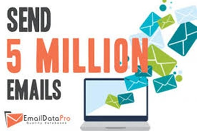Sell million consumer email list