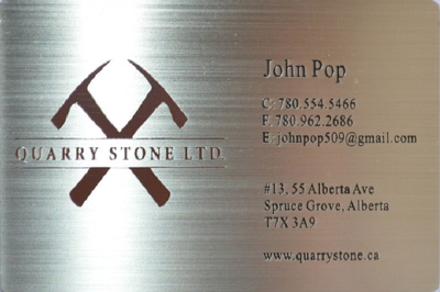 Design An Attractive Professional Business Card