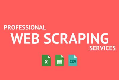 Do Web Scraping, Data Mining, Crawl Website, Extract data Professionally