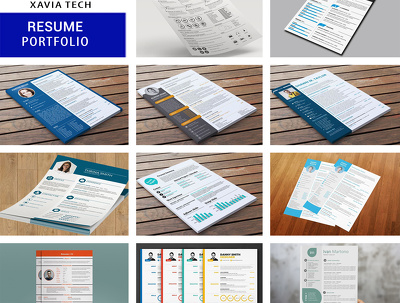 Update/redesign or create a brand new cv for you