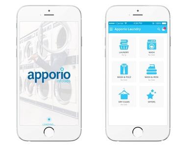 Develop an excellent Laundry Services App