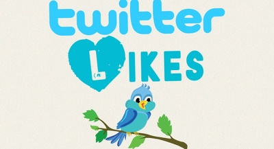 Add 500+ twitter Likes through safe promotion