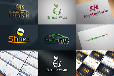 Bronze Logo PKG/Brand Identity design services/Creative design on a budget