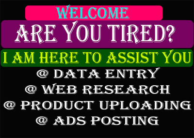 Do any kind of data entry job within 24 hrs