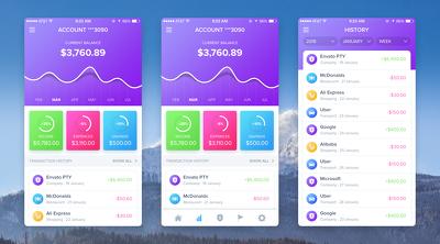 Design Mobile Application