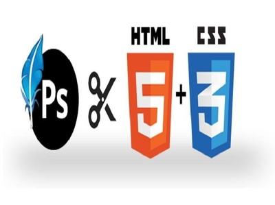 Convert one web page your PSD/PNG to responsive HTML5/CSS3 using Bootstrap