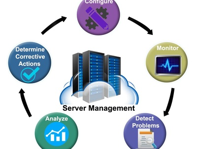 Manage your Dedicated Server and VPS