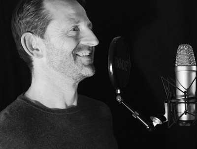 Record a voiceover up to 2 mins in length