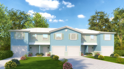create a high quality 3D exterior rendering of a small house