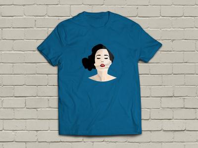 Create a T shirt mock up