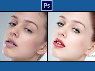 Do professional skin retouching of your photo in photoshop