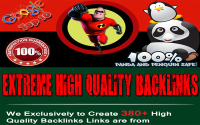 Push your site Google 1st Page, through Our incredible 380+ High Authority Seo backli