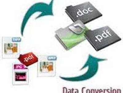 Convert 50 A4 size scanned text doccuments to MS-Word or MS-Excel
