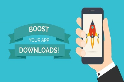 Provide 200 downloads for your any free mobile app