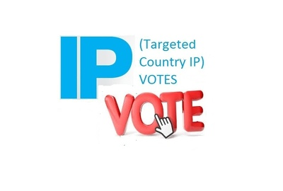 Get you 200 USA ip contest votes fast
