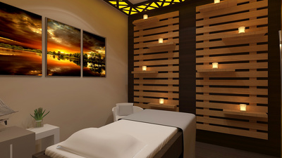 Design Spa Rooms (per room)