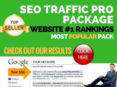 Deliver 100% White Hat SEO For Organic Rankings & Search Engine Page #1 Results