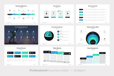 Design an amazing Powerpoint presentation for your events or business