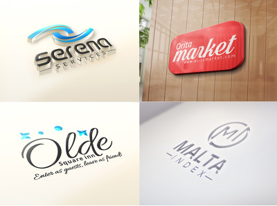 Premium Logo Design + Unlimited Revisions + Stationary