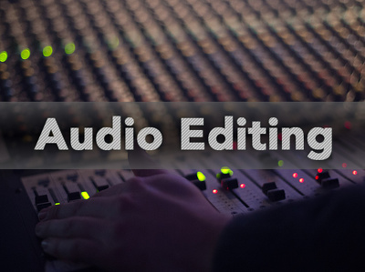 Edit up to 20 minutes of your audio project.