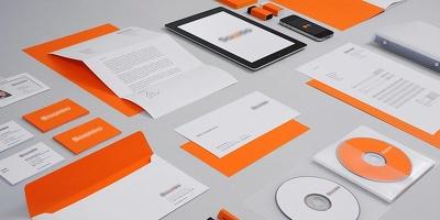 Design complete branding