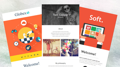 Code PSD to HTML newsletter or Email template