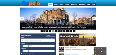 Build automated hotel & flight comparison  SEARCH ENGINE TRAVEL SITE