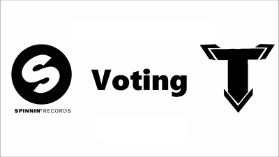 250 Spinnin records talent pool votes on your contest at only