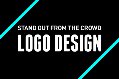 Design a unique, original logo to stand out from the crowd
