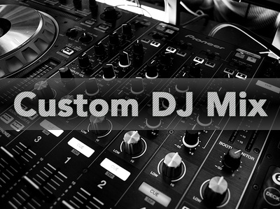 Create a custom DJ mix up to 30 minutes.