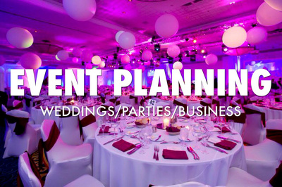 Organise your company Christmas Party or next Conference