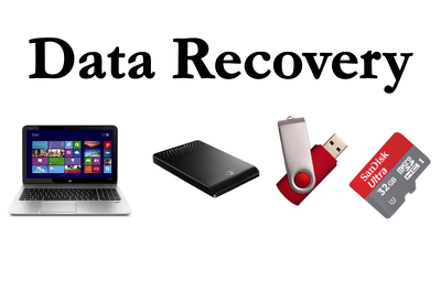 Recover your lost computer data
